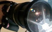 Nikon + Lensa Tamron